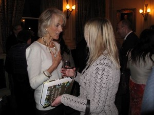 With Joanna Trollope