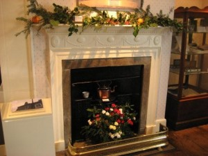 Christmas at Chawton