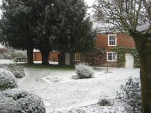 Garden at Chawton