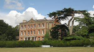 Ardington House - the inspiration for Purley Hall