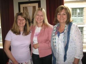 Amanda Grange, Victoria Connelly, Jane Odiwe