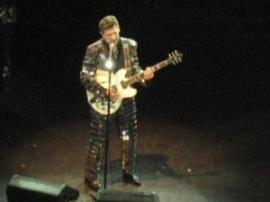 The Glitterball Suit!