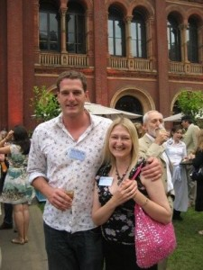 With Dan Snow