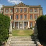 Ardington House - the inspiration for Purley Hall.