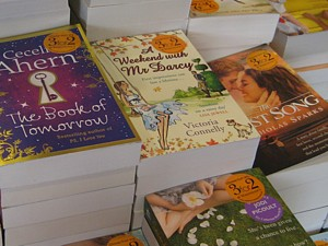 A Weekend with Mr Darcy in Waterstones