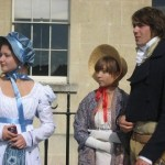 Mr Darcy and company