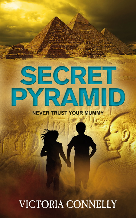 Secret Pyramid ebook and paperback by Victoria Connelly