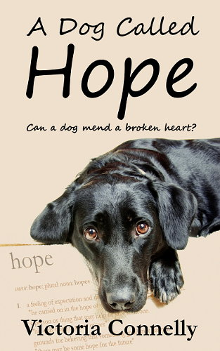 Click to buy or read a sample of A Dog Called Hope by Victoria Connelly
