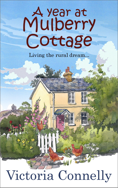 A Year at Mulberry Cottage by Victoria Connelly