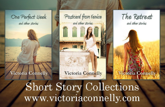 Victoria Connelly short story collections