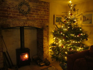 Merry Christmas from all at Mulberry Cottage