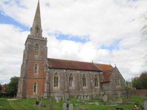 St Barnabas, Peasemore