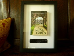 The Rose Girls framed